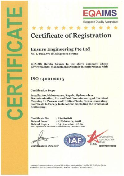 EQAIMS - ISO-14001-2015 - (05-12-2020)